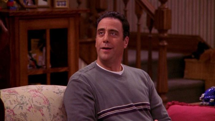 robert barone everybody loves raymond brad garrett
