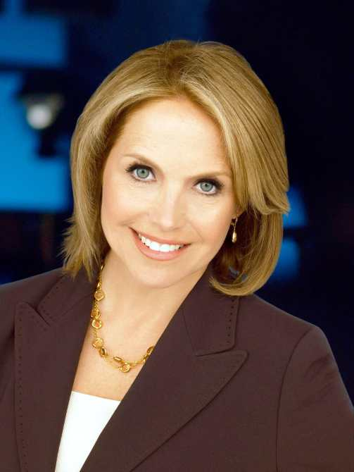 CBS EVENING NEWS WITH KATIE COURIC, Katie Couric,