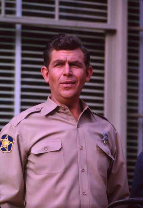 THE ANDY GRIFFITH SHOW, Andy Griffith, 1960-68