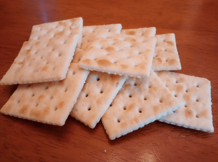 You Had A Great Childhood If You Grew Up Putting This On Your Saltine Crackers