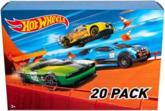 Hot Wheels still attract buyers of every age