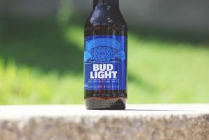 Bud Light stands as a favorite for Jennie Stejna, though she tries to be subtle about it