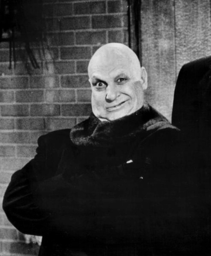 uncle fester the addams family jackie coogan
