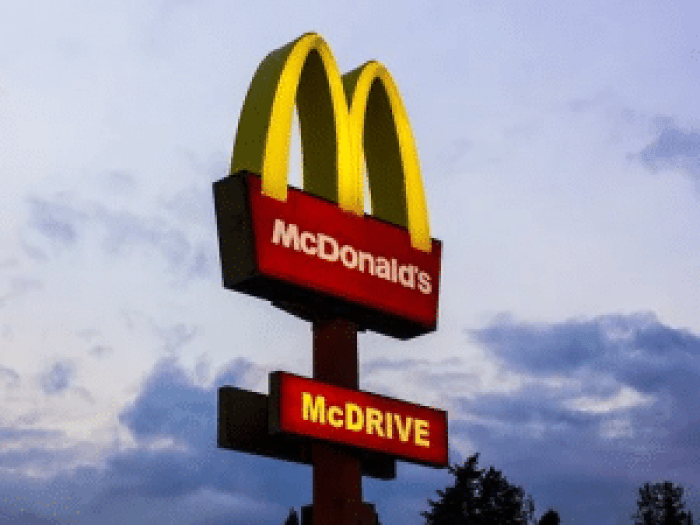 McDonald's used to utilize many celebrity endorsements but the trend fell out of favor for years
