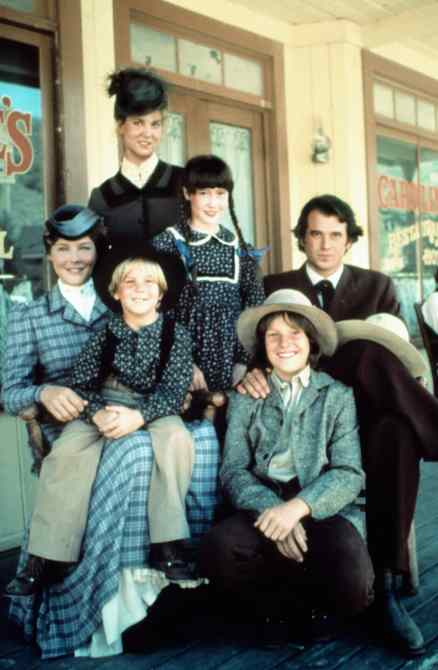 LITTLE HOUSE ON THE PRAIRIE: A NEW BEGINNING cast members