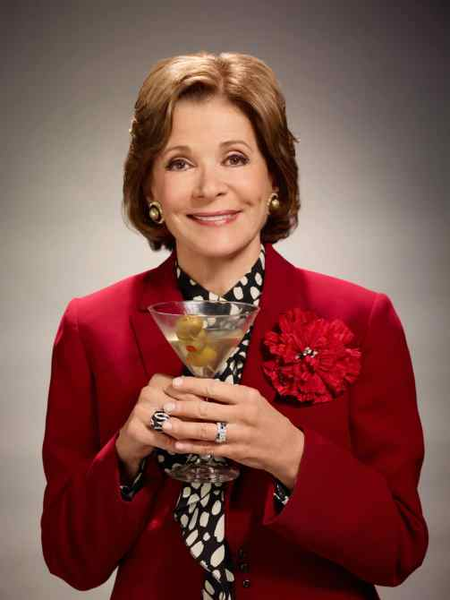 ARRESTED DEVELOPMENT, Jessica Walter lucille bluth