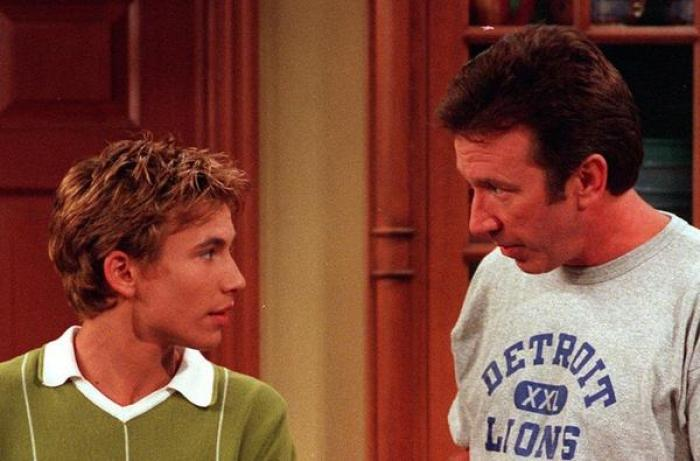 tim and randy talking home improvement