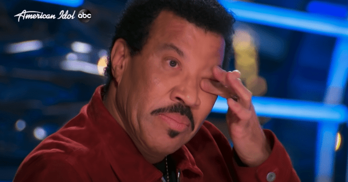 Lionel Richie Brought To Tears On 'American Idol' By Former Homeless Teen And Mom