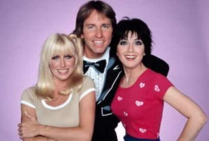 Different salaries would come between Suzanne Somers and her co-stars John Ripper and Joyce DeWitt