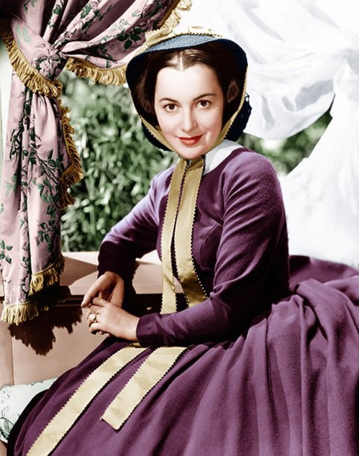 Olivia de Havilland in 1939