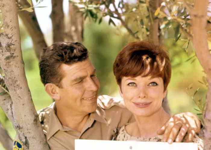 Andy Griffith, Aneta Corsaut