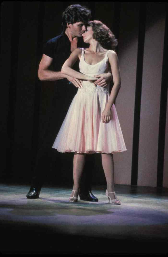 'DIRTY DANCING,' Patrick Swayze, Jennifer Grey