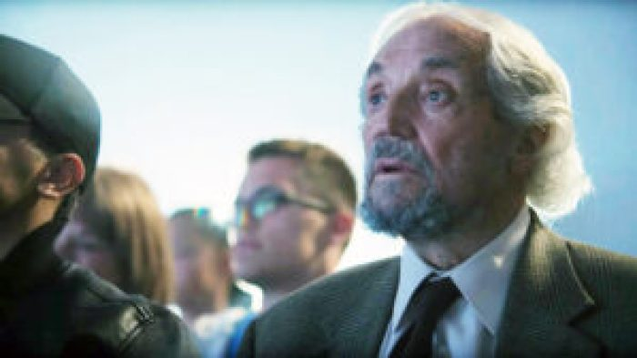 Hal Linden in The Samuel Project, 2018