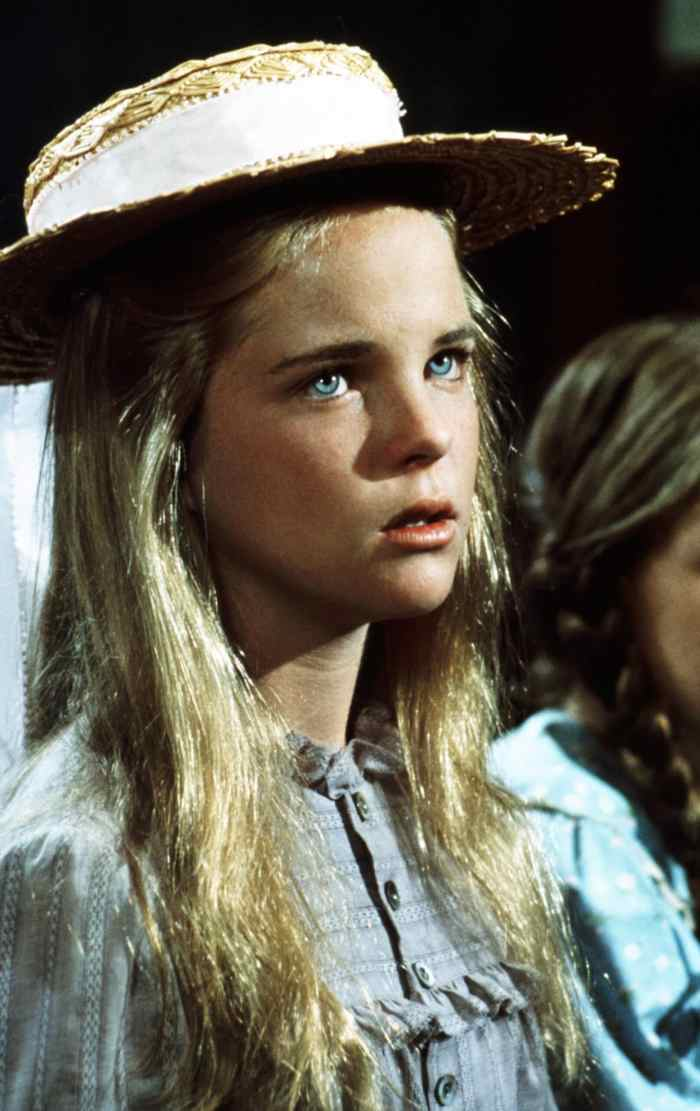 LITTLE HOUSE ON THE PRAIRIE, Melissa Sue Anderson