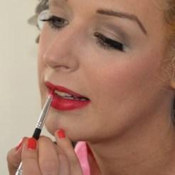 Marilyn Makeup Tutorial 20