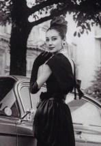 Dior Chignon 1959