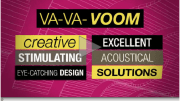 Armstrong Ceiling & Wall Systems' Sound Design website explains acoustics.