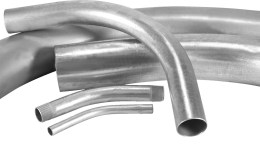 Orbit Industries' EMT and Rigid conduit elbows
