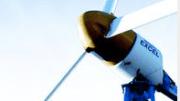 Bergey wind turbine