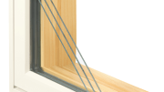 Integrity Windows and Doors tripane glazing option for Wood-Ultrex casements and awnings