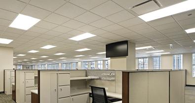Lithonia Lighting's GTL LED troffer