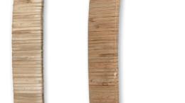 Atlas Homewares' Hamptons Collection incorporates bamboo into hardware