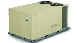 Allied Commercial's K-Series rooftop HVAC packaged unit line now offers high-efficiency models.