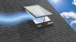 VELUX Solar Powered Fresh Air Skylight