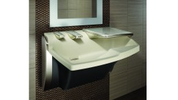Bradley Advocate AV-Series Lavatory System