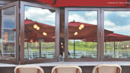 Kolbe's Ultra Series folding windows
