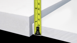 VERSATEX Trimboard now offers a true 1 1/2-inch-thick, single-extruded, cellular PVC sheet with the launch of VERSATEX MAX.