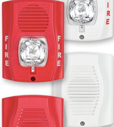 System Sensor's SpectrAlert Advance low frequency notification appliances