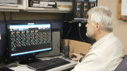 The ASCO PowerQuest Power Monitoring and Control system gathers, processes, analyzes, and acts on large volumes and velocity of data the medical center's Critical Power Management System generates.