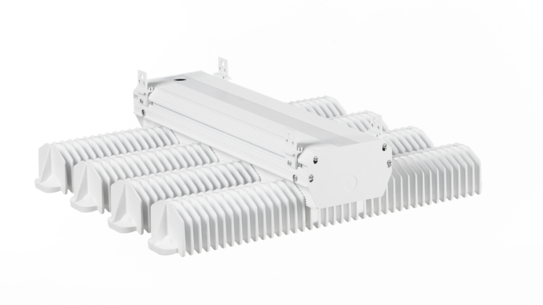 GE's Albeo ABHX-Series LED High Bay Lighting fixture