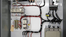 Schneider Electric's DBS III with an integrated Altistart 22/48 compact soft starter