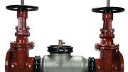 Zurn Industries' Zurn Wilkins 300AST Stainless Steel Large Diameter Backflow Preventer