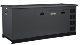 Briggs & Stratton has specifically engineered and manufactured standby generators for commercial applications