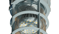 Larson Electronics' HAL-CRNM-LED7W-C vapor-proof colored LED