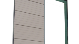 Terra cotta rain screen panels from Wausau Windows and Wall Systems