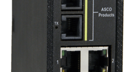 Emerson Network Power's ASCO 5140 Connectivity Module