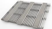 Hendrick Architectural Products' Profile Bar anti-slip entrance grating