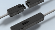 TE Connectivity announces new four- and eight-position strain relief covers for the Micro MATE-N-LOK Connector System.