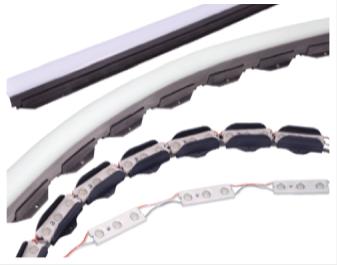 Tivoli's Flexlum flexible LED lighting