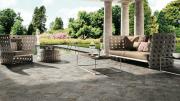 Crossville's Garden porcelain tile for outdoor applications