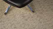 Invision's Infusion broadloom carpet in Brisk
