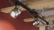 Acuity Brands Inc. introduces 15 decorative track lighting products from Lithonia Lighting to enhance room décor and lighting in residential and light commercial spaces.