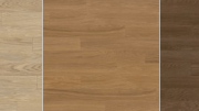 Sample colors from Nydree Flooring's The Essentials Collection.