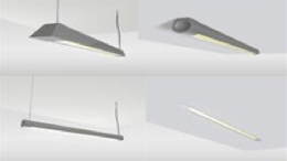 OSRAM SYLVANIA launched the OSRAM Linear Modular Luminaire System