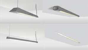 OSRAM SYLVANIA launched the OSRAM Linear Modular Luminaire System