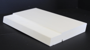 For contractors seeking weather-resistant replacements for wooden double-hung window sills, VERSATEX Trimboard now supplies a correctly profiled, ready-to-install cellular PVC sill moulding.